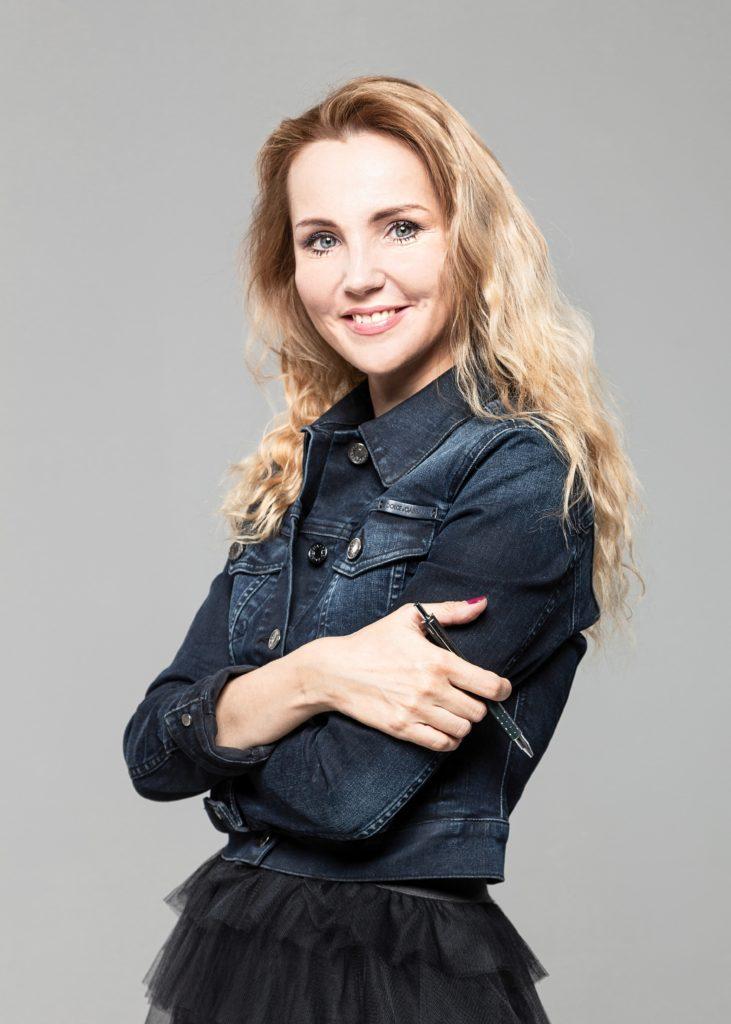 Nataliia Blazquez - the Head of SwissMode International Fashion School